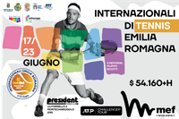 Tennis internazionali Parma 2019 locandina