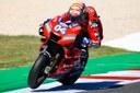 Andrea Dovizioso Moto GP Misano 2019