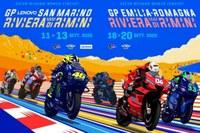 MotoGp 2020 Gran Premio San Marino e Riviera di Rimini e Gran Premio Emilia-Romagna e Riviera di Rimini