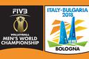 volley, logo campionati mondiali 2018
