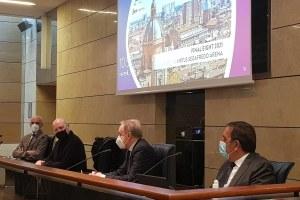 Presentazione Final Eight Coppa Italia basket femminile 2/3/2021
