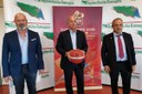 Presentazione Final Four Supercoppa Basket