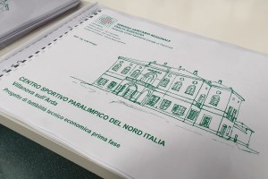 Firma protocollo Villanova sull'Arda centro paralimpico - 2