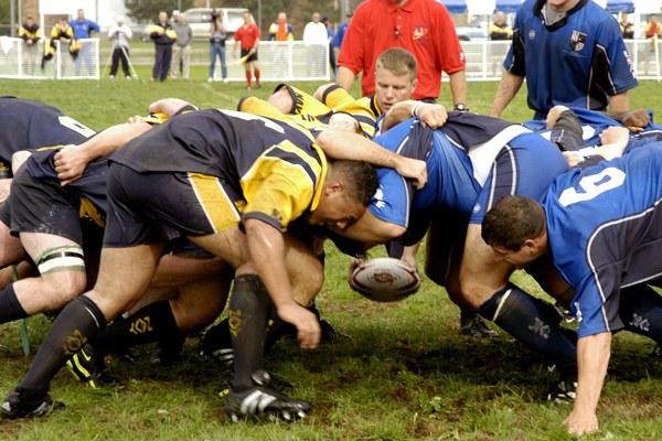 Rugby, sport, attività motoria