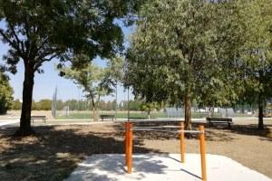 Sant'Ilario d'Enza (Re) area verde ristrutturata