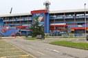 Mapei Stadium di Reggio Emilia, ingresso stadio