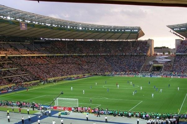 Campionato under 21, stadio