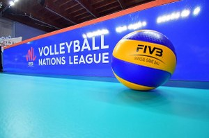Volleyball Nations League palla