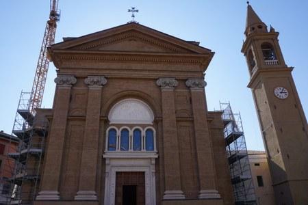 Cavezzo, Chiesa Sant'Egidio, 23 maggio 2019