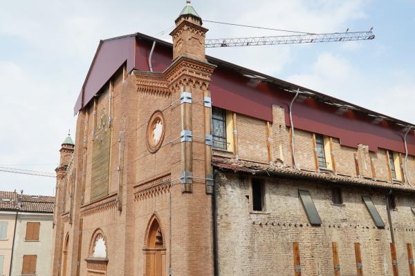 Ricostruzione Chiesa Mirandola
