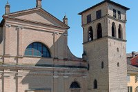 Basilica San Quirino Coreggio - a