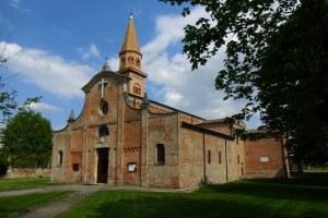 Pieve Matildica _chiesa Sant'Agata_ Sorbara