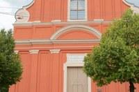 Ricostruzione Chiesa San Sebastiano a Renazzo, frazione di Cento