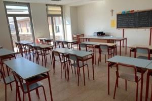 scuola  Concordia sulla Secchia interno