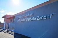 scuola Concordia sulla Secchia facciata