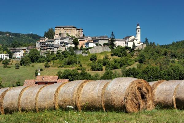 Alta Valtaro Castello