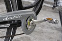 Bicicletta elettrica bici pedali