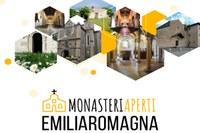 Monasteri aperti, 2019, locandina