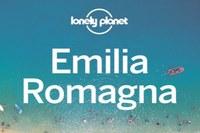 Lonely Planet Emilia-Romagna, particolare copertina