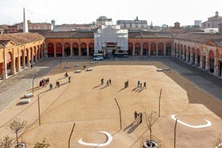 Quadriportico Pavaglione Lugo Ravenna