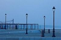 Lungomare, mare, spiaggia