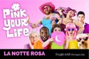 Notte rosa 2018, logo