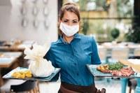 catering ristorazione mascherina covid coronavirus ristori