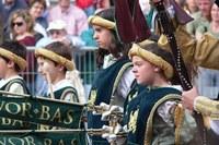 Palio di Ferrara, rievocazione storica, festa