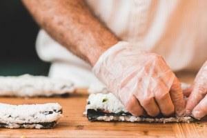 chef cibo cuoco sushi ristorazione ristorante bar