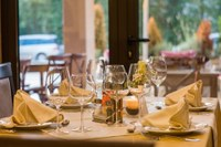 ristorante, tavola