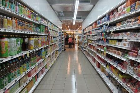 supermercato commercio negozi botteghe alimentari spesa