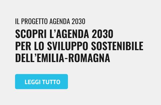 Scopri l'Agenda 2030 dell'Emilia-Romagna
