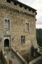 Castello di Compiano - ingresso