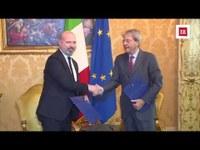 Autonomia, a Palazzo Chigi siglata dichiarazione di intenti sull'avvio del negoziato