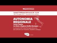 Autonomia, le richieste degli assessori