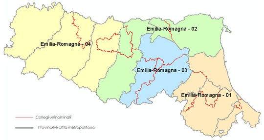 Mappa collegi pluri