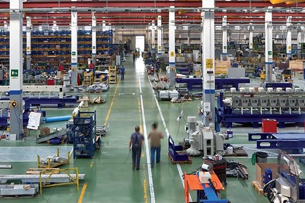 Industrial system — Regione Emilia-Romagna