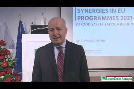 Intervista a Antonio Di Giulio (DG Sante – Commissione Europea)