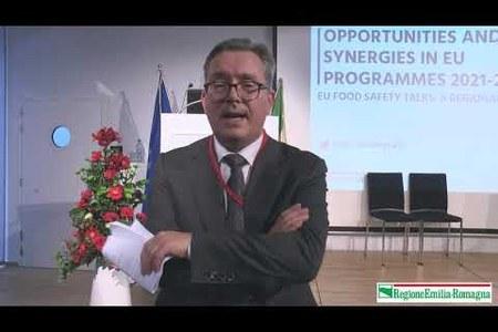 Intervista a Horacio Cappellaro (DG AGRI – Commissione Europea)