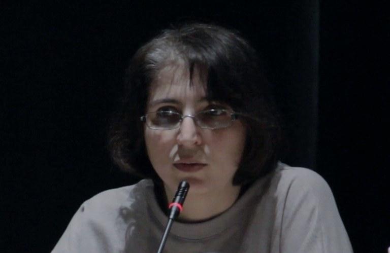 Elena Buccoliero, direttrice della Fondazione