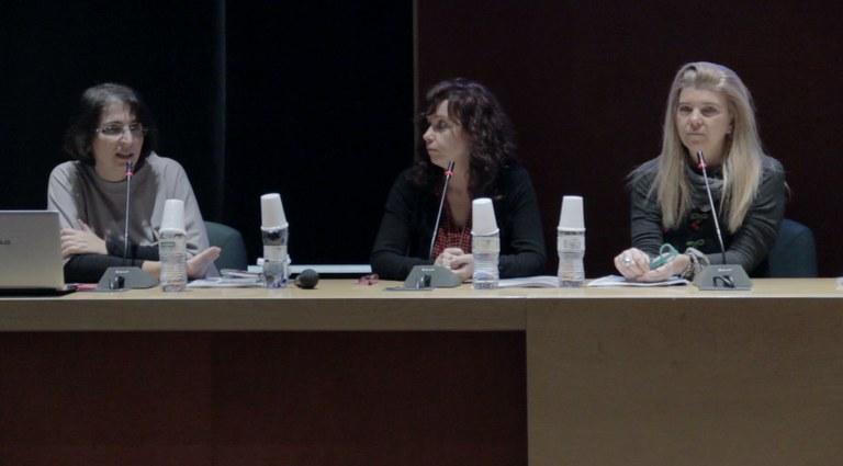 Elena Buccoliero, Irene Sisi, Claudia Francardi