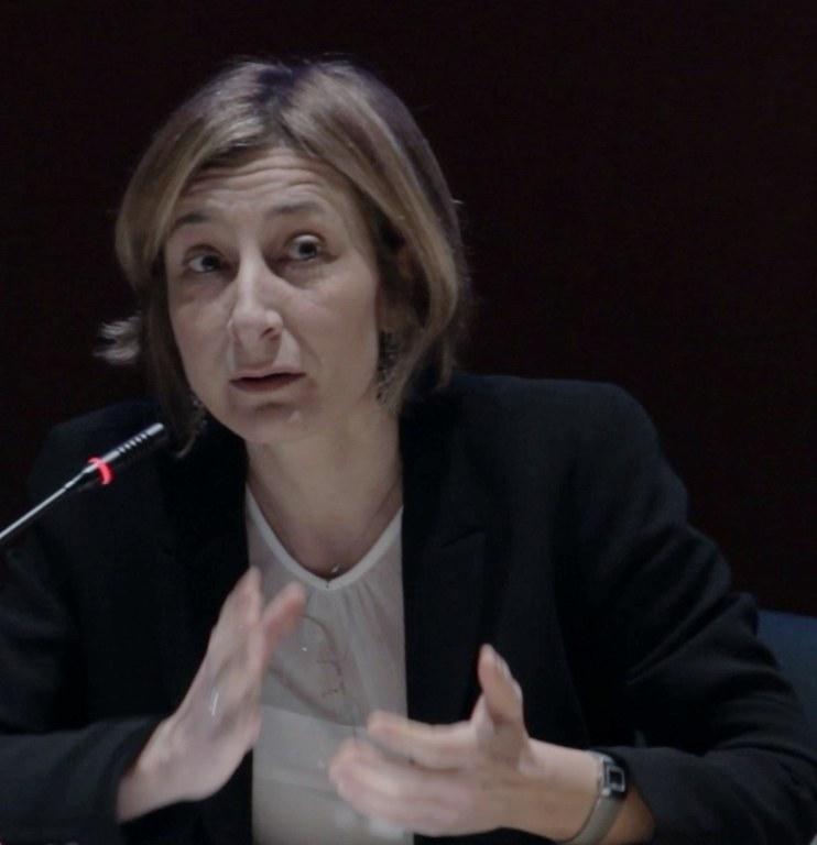 Susanna Vezzadini, docente di Vittimologia, Università di Bologna