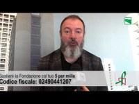 """Carlo Lucarelli: """"Dona il 5 per mille alla Fondazione vittime dei reati"""""""