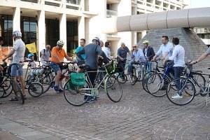 Approvata la legge regionale sulla ciclabilità
