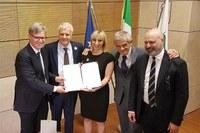 Emilia-Romagna, Lombardia, Piemonte e Veneto firmano l'accordo anti smog in Pianura Padana col Ministero dell'Ambiente