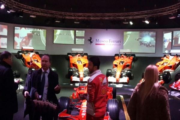 Il museo Ferrari
