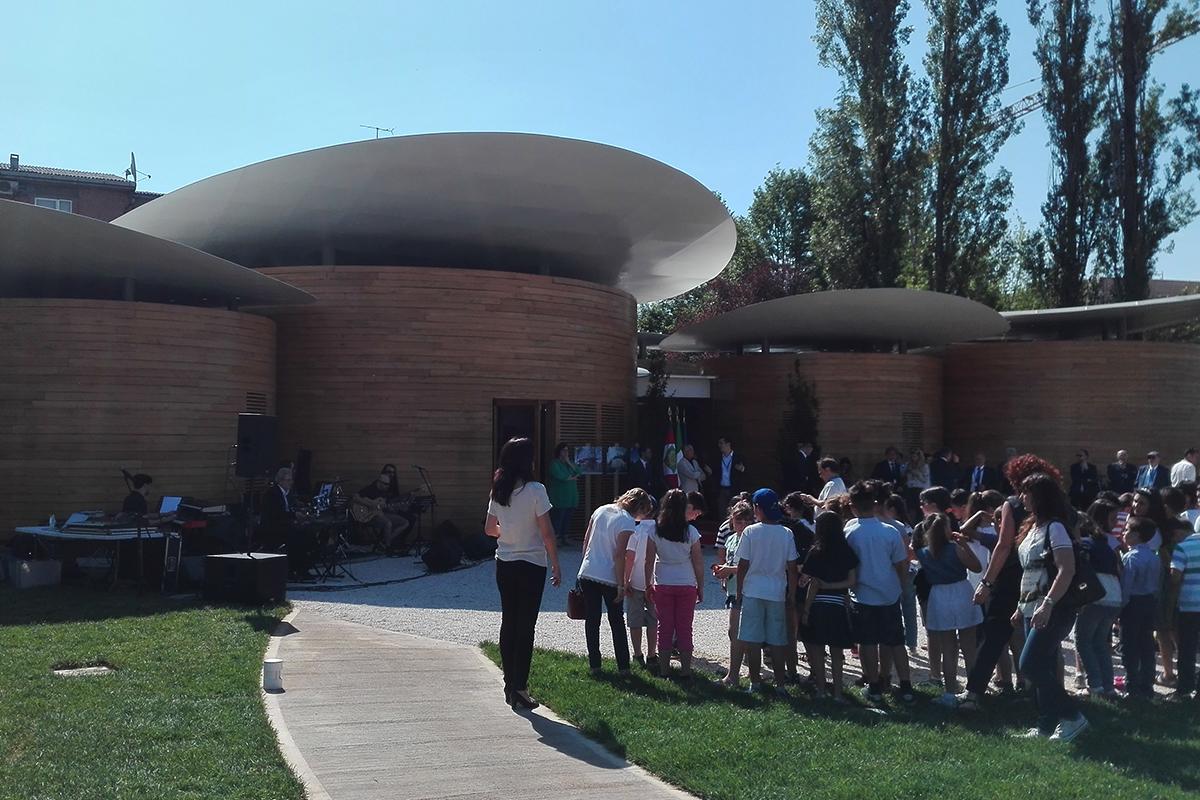"""Inaugurazione della """"Casa della musica"""" di Pieve di Cento"""