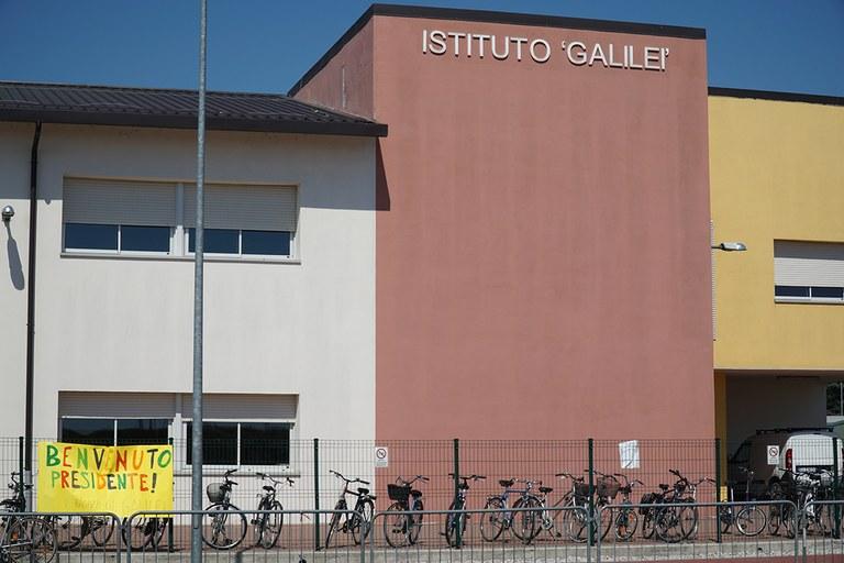 Visita alla scuola elementare Dante Alighieri