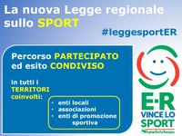 La nuova Legge regionale sullo sport
