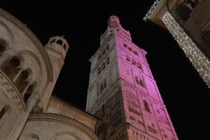 L'Emilia-Romagna si illumina di rosa - 29 gennaio 2019
